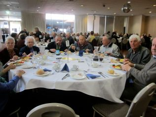 Pensioner Lunch